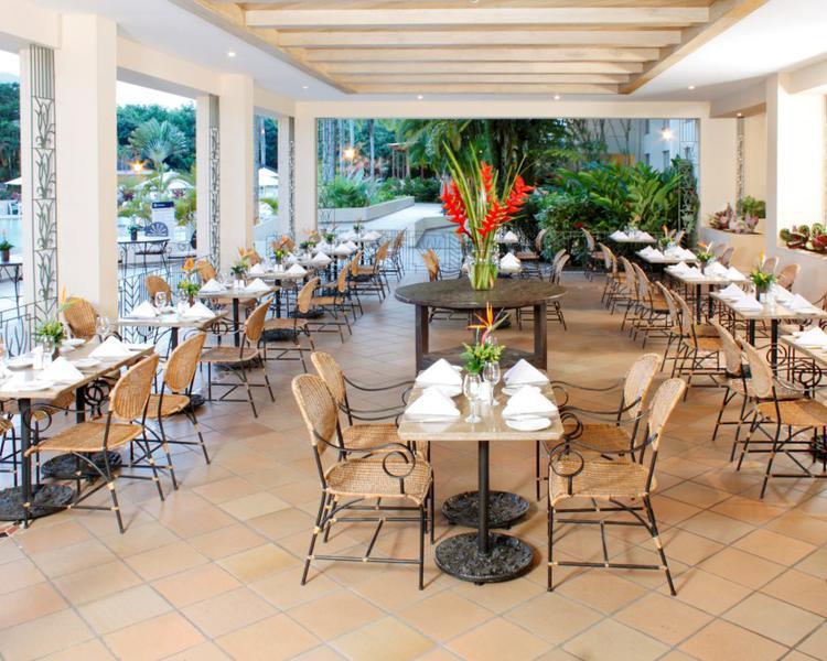 RESTAURANTE LE BISTROT Hotel ESTELAR Altamira