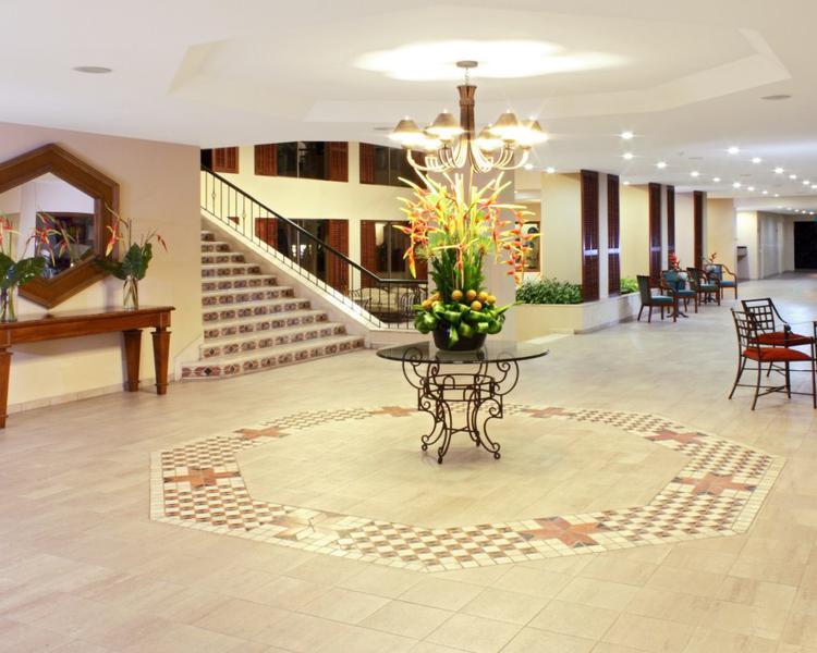 LOBBY Hotel ESTELAR Altamira